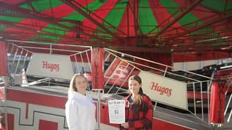 Nå blir det igjen tivoli i Trondheim - Safe Spot bidrar til økt trygghet