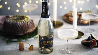 BLOSSA Sparkling & Spices på julmingel