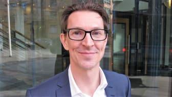 Magnus Hammarsten blir i dag ny salgssjef for alarmkommunikasjon på AddSecure i Sverige.
