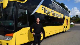 Benny Fuglsang Petersen, Vejle Turisttrafik