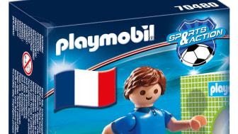 Nationalspieler Frankreich (70480) von PLAYMOBIL