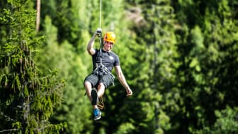 Little rock zipline-4