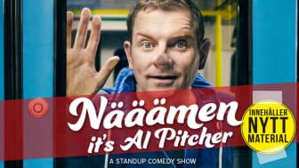 Nääämen it's Al Pitcher!