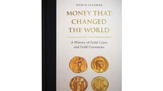 Boknyhet: Money that changed the World - A History of Gold Coins and Gold Currencies