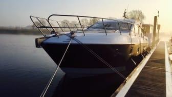 Op Cassock - yacht seized by FIOD
