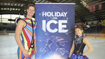 HOLIDAY ON ICE stellt neue Show SUPERNOVA in Hannover vor