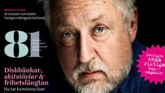 Vi Läser nr 5/2013. Stor intervju med Leif GW Persson
