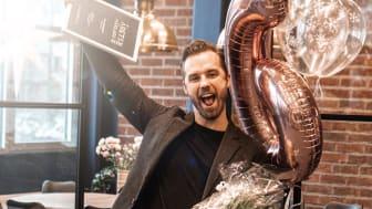 Årets Mäklare 2019 - Tim Sandberg