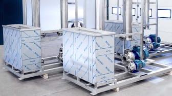 Tillverkning av Ultrafilteranläggningar