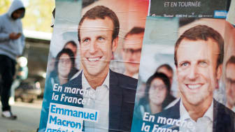 EXPERT COMMENT: Macron's challenges go way beyond winning the election