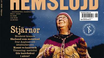 Hemslöjd nr 6 2020. Foto: Åsa Sjöström