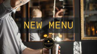Tap Room Kungsholmen firar släpp av ny cocktail meny!