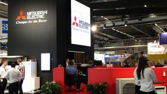 Välkommen till Mitsubishi Electric på Nordbygg