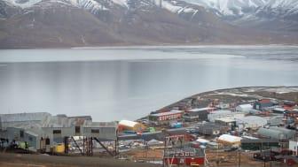Longyearbyen, Svalbard. Foto: Karolina Kristensson, Nordiska museet.