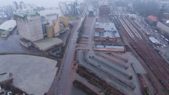 Delar av dagens Mälarportsområde.