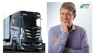 Ska bygga 35 000 bränslecells- och batteridrivna lastbilar om året