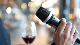 Kom och lyssna på Winery Talks i sommar!