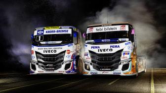 IVECO S-WAY R racerlastbiler