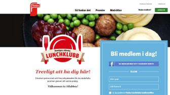 Sveriges största lunchklubb nylanseras