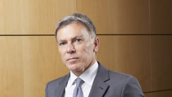 Discovery Chief Executive, Adrian Gore