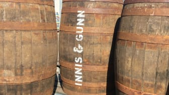Innis & Gunn Barrels