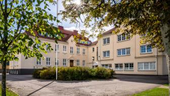 Väståkraskolan, Trelleborg (Foto: Niclas Ingvarsson)