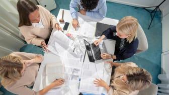 Coworking i bostadsrättsföreningar