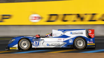 Dunlop's Le Mans in Numbers
