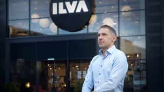 På billedet ses Rami Jensen, administrerende direktør hos ILVA.