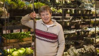 Axfoods ekologiska försäljning upp 6,3 procent
