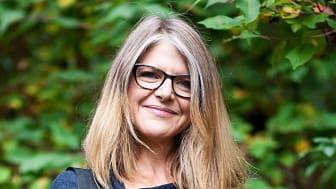 Maria Crum är innovatören bakom Källklart Källsorteringsstation – en smart väska som samlar all återvinning på ett och samma ställe.