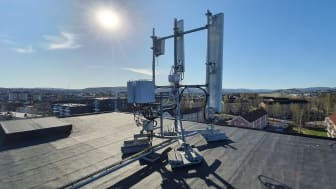 Telia og Ericsson først i Norden med å teste Carrier Aggregation over 5G-nettet