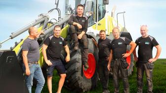 Swedish Agro Machinery tecknar avtal med EBO.