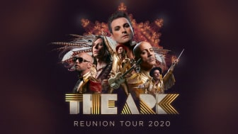 The Ark Sweden's most flamboyant rockband reunites for a 2020 summer tour