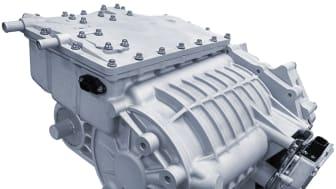 Nidec's 200 kW E-Axle