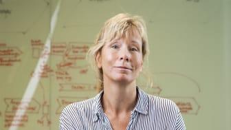 Maria Gunnarsson, stadsutvecklare Göteborgs Stads Parkering