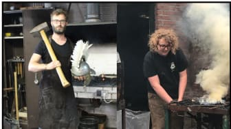 Forged in Nederland_HISTORY