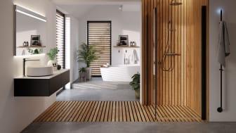 Kylpyhuone kaikille aisteille