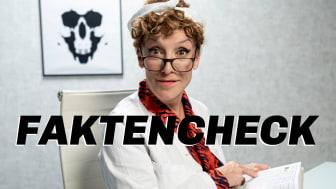 Sissi Perlinger im TV-Spot #Präventiophobie zum Darmkrebsmonat März