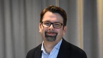 Bjarni Skipper, tillförordnad direktör för SJs Produktdivision