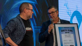 Jaguar I-PACE - Årets Elbil 2018