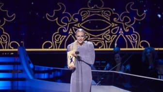 Sarah Sjöström vinnare av Jerringpriset - Svenska Idrottsgalan 2016