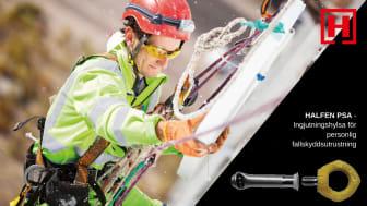 Halfens PSA Ingjutningshylsa för personlig skyddsutrustning - CE-märkt