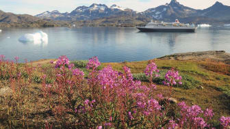 Set sail on Boudicca to beautiful Greenland with Fred. Olsen Cruise Lines in 2017