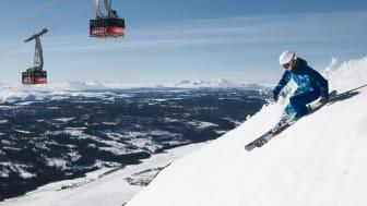SkiStar Åre: Kabinbanan öppnar