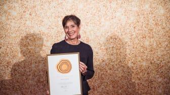Monica Lindstedt, Hemfrid - Årets Förebildsgrundare 2020