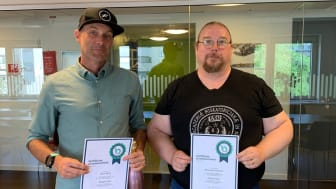Certifierade utvecklare Bizzkit