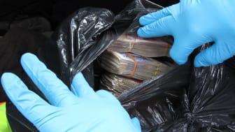 Photograph of cash