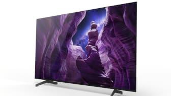 El televisor Sony A8 4K OLED