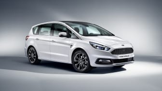 Ford S-MAX Vignale klar for salg
